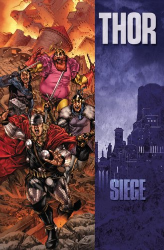 Siege: Thor Cover