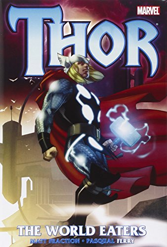 Thor: World Eaters Cover