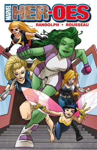 Marvel Her-Oes Cover