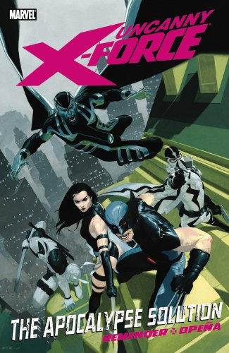 Uncanny X-Force: Apocalypse Solution Cover