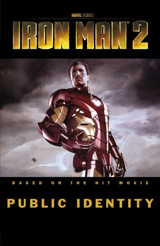 Iron Man 2: Public Identity Cover