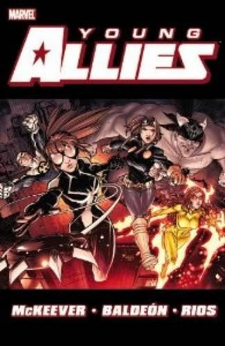 Young Allies Vol. 1 Cover