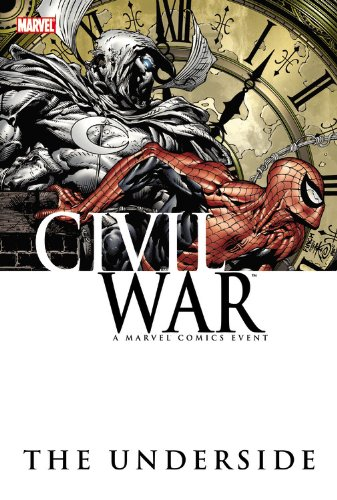 Civil War: The Underside Cover