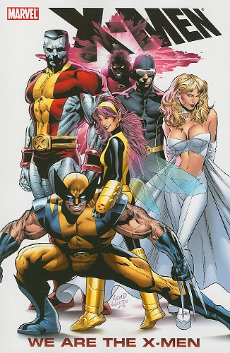 X-Men: We Are The X-Men Cover