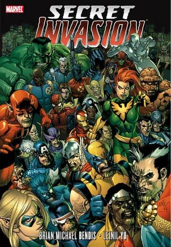 Secret Invasion Cover