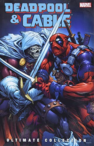Deadpool And Cable Ultimate Collection 3 Cover