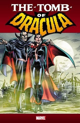 Tomb Of Dracula Vol. 2 Cover