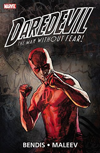 Daredevil Ultimate Collection 2 Cover