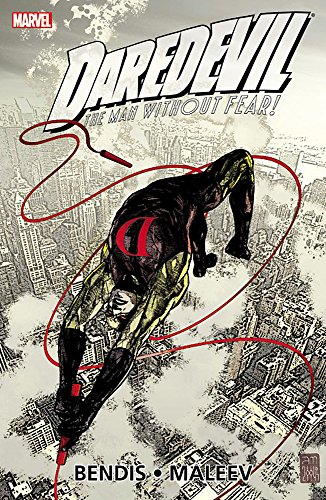 Daredevil Ultimate Collection 3 Cover