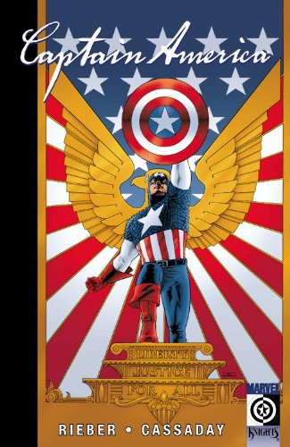 Captain America Vol. 1: The New Deal Cover