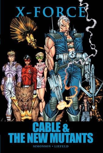X-Force: Cable And The New Mutants Cover