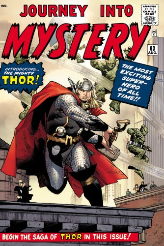 The Mighty Thor Omnibus Vol. 1  Cover