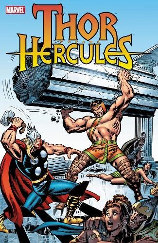 Thor vs. Hercules Cover