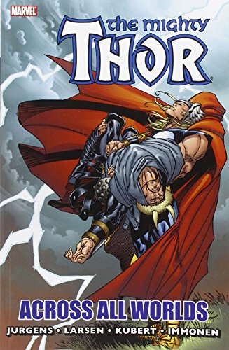 Thor: Across All Worlds Cover