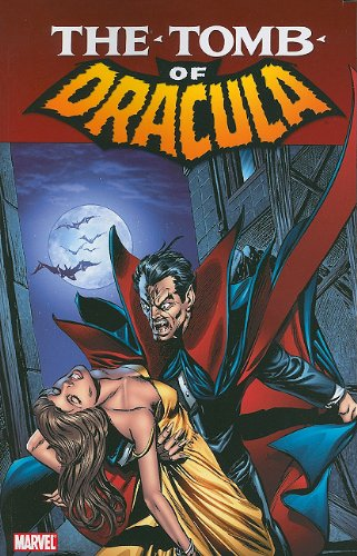 Tomb Of Dracula Vol. 3 Cover