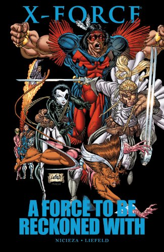X-Force: A Force To be Reckoned With Cover