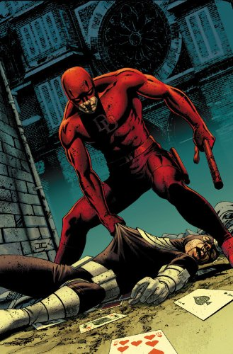 Daredevil: Shadowland Cover