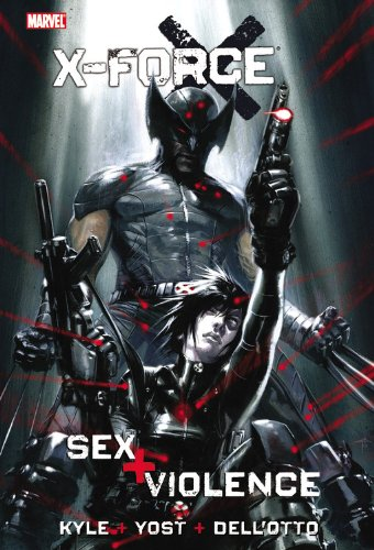 X-Force: Sex And Violence Cover