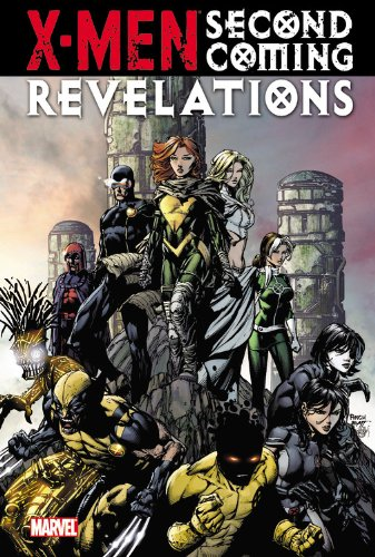 X-Men: Second Coming - Revelations Cover