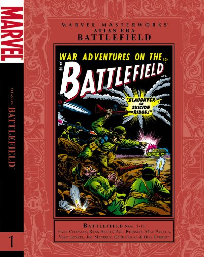 Marvel Masterworks: Atlas Era Battlefield - Volume 1 (Marvel Masterworks (Unnumbered))