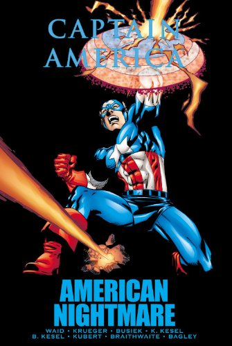 Captain America: American Nightmare Cover