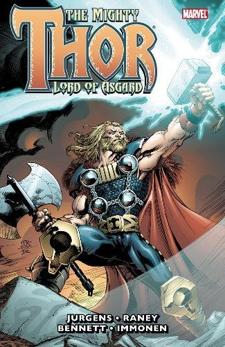 Thor: Lord Of Asgard (2011 Edition) Cover