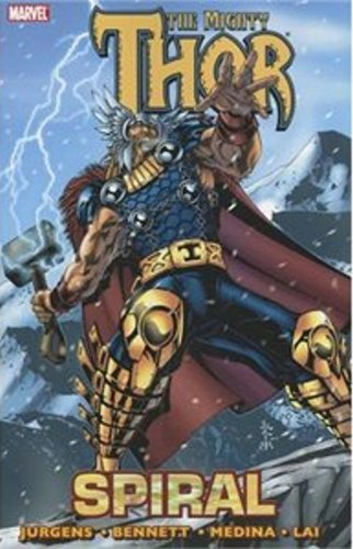 Thor: Spiral (2011 Edition) Cover