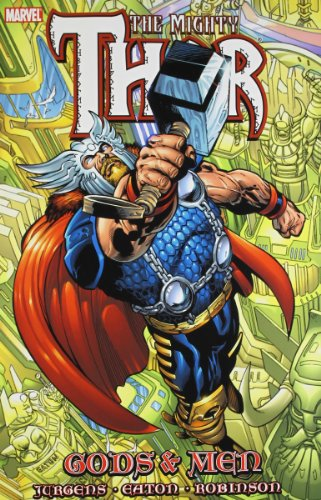 Thor: Gods And Men (2011 Edition) Cover