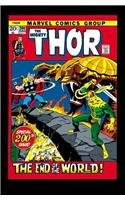 Essential Thor Vol. 5  Cover