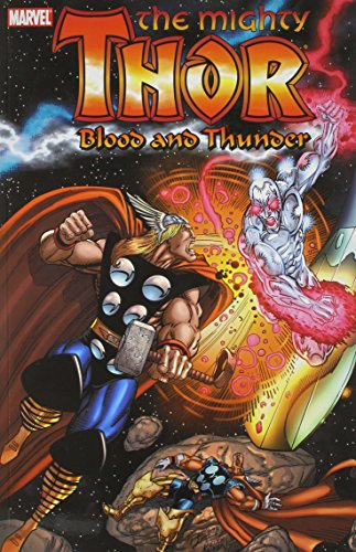 Thor: Blood And Thunder Cover