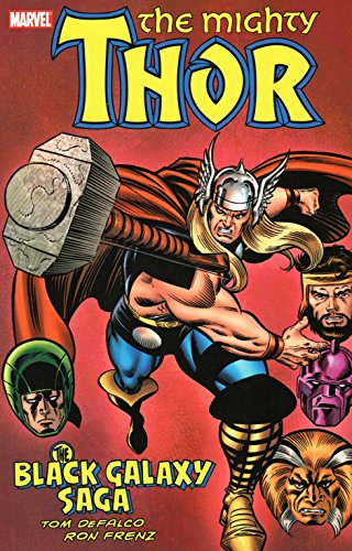 Thor: Black Galaxy Saga Cover