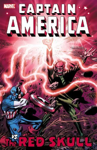 Captain America Vs. The Red Skull Cover