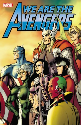 Avengers: We Are The Avengers Cover