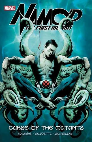 Namor: The First Mutant Vol. 1: Curse Of The Mutants Cover
