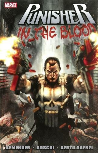 Punisher: In The Blood Cover