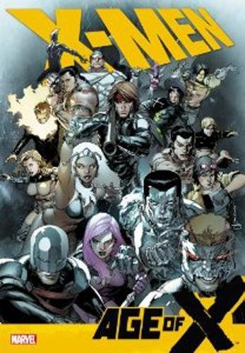 X-Men: Age Of X Cover
