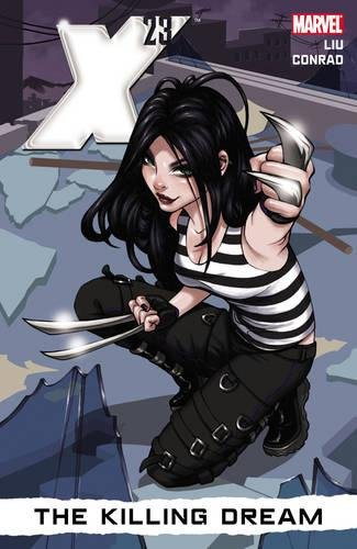 X-23 Vol. 1: The Killing Dream Cover
