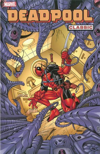 Deadpool Classic Vol. 4 Cover