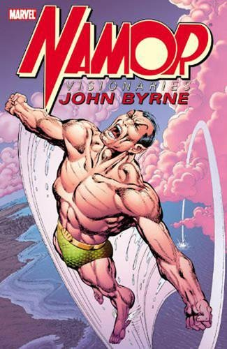 Namor Visionaries: John Byrne Vol. 1 Cover