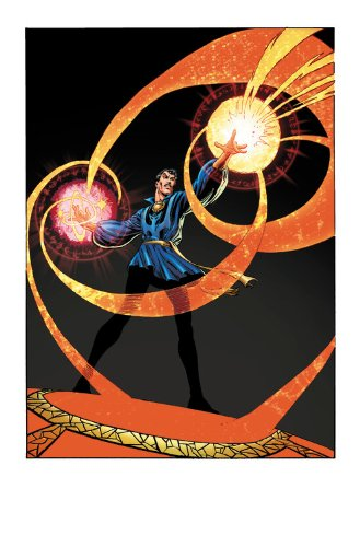 Dr. Strange: Into The Dark Dimension  Cover