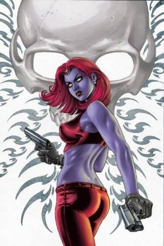 Mystique by Brian K. Vaughn Ultimate Collection Cover
