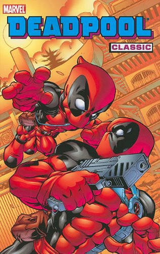 Deadpool Classic Vol. 5 Cover