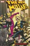 New Mutants Classic Vol. 6 Cover