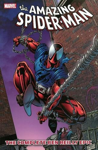 Spider-Man: The Complete Ben Reilly Epic Book 1 Cover