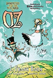 Today at Kirkus Reviews: Dorothy and the Wizard in Oz