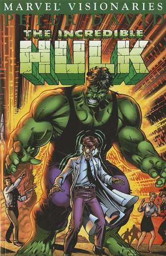 Hulk Visionaries: Peter David Vol. 8 Cover