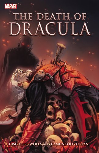 Death Of Dracula Cover