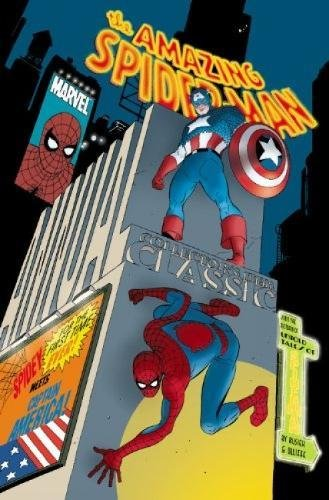 Spider-Man: New York Stories Cover