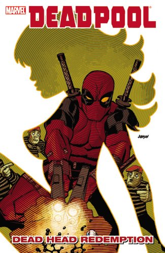 Deadpool: Dead-Head Redemption Cover