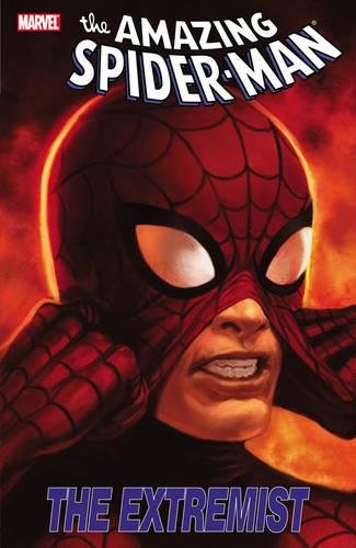 Spider-Man: The Extremist Cover